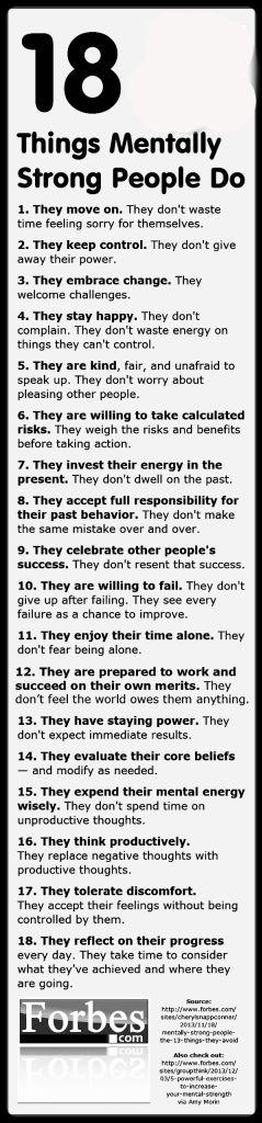 18 things...